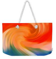 Storm At Sea 1 Weekender Tote Bag