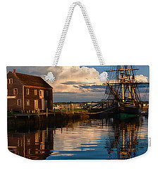 Storm Clearing Friendship Weekender Tote Bag by Jeff Folger