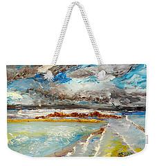 Storm Coming At Austinmer Beach Weekender Tote Bag