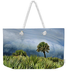 Storm Coming Weekender Tote Bag by Kenny Francis