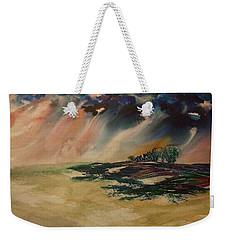 Storm In The Heartland Weekender Tote Bag