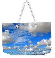 Storm Is Over Weekender Tote Bag