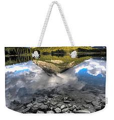 Storm Mountain II Weekender Tote Bag