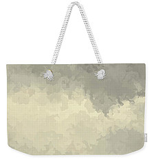 Storm Over A Cornfield Weekender Tote Bag