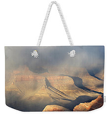 Storm Over The Grand Canyon Weekender Tote Bag