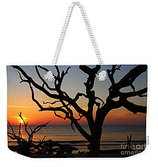 Storm Skeletons Weekender Tote Bag
