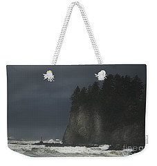 Storm At Lapush Washington State Weekender Tote Bag
