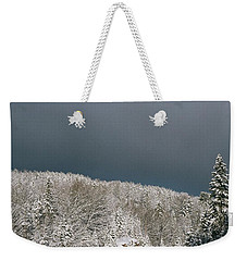 Storm's A'brewin' Weekender Tote Bag by David Porteus