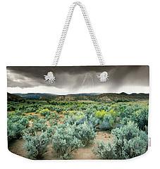 Storms Never Last Weekender Tote Bag