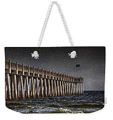 Stormscape Weekender Tote Bag by Sennie Pierson