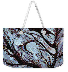 Stormy Day Greenwich Park Weekender Tote Bag by Ellen Golla