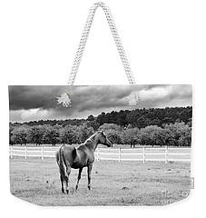 Stormy Pasture Weekender Tote Bag