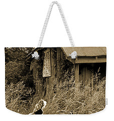 Story Of A Girl - Rural Life Weekender Tote Bag