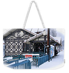 Strafford Station Weekender Tote Bag