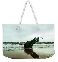 Stranded Weekender Tote Bag by Angela DeFrias