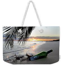 Lost In Paradise Weekender Tote Bag