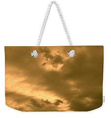 Strange Atmosphere Weekender Tote Bag