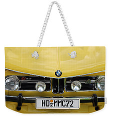 Strange Bavarian Weekender Tote Bag by John Schneider