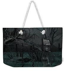Strange Eyedea Weekender Tote Bag