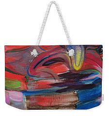 Strassenberg Stripes Weekender Tote Bag