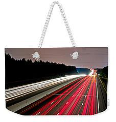 Streaks Of Light Weekender Tote Bag