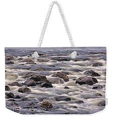 Streaming Rocks Weekender Tote Bag