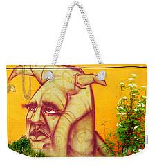 Street Art 3 Weekender Tote Bag