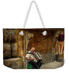 Street  Music Weekender Tote Bag