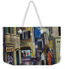Street View Provence 2 Weekender Tote Bag