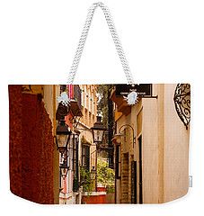 Streets Of Seville  Weekender Tote Bag by Andrea Mazzocchetti