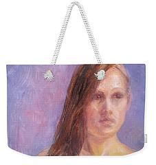 Strength And Beauty - Mariah Weekender Tote Bag