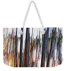 Striation Weekender Tote Bag