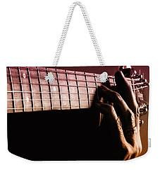 String Me Along Weekender Tote Bag
