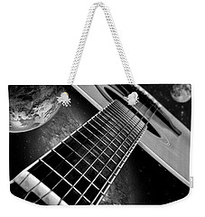 String Universe Weekender Tote Bag by Kevin Cable