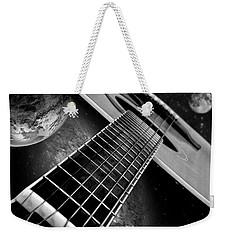String Universe Weekender Tote Bag