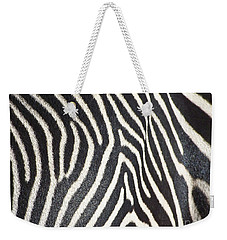 Stripes And Ripples Weekender Tote Bag