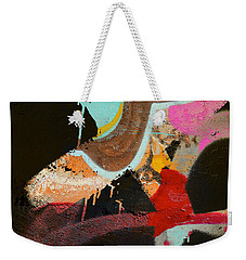 Stroke Of Dawn Weekender Tote Bag