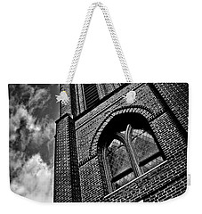 Weekender Tote Bag featuring the photograph Strong Tower by Jessica Brawley