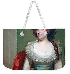 Stuart's Matilda Caroline Cruger Weekender Tote Bag