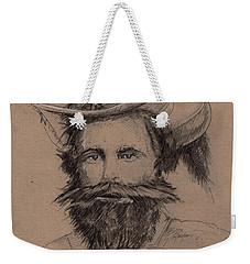 Stuart's Rebuke Weekender Tote Bag