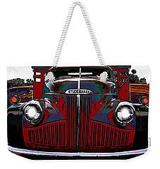 Studebaker Truck Weekender Tote Bag
