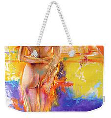 Studio Weekender Tote Bag