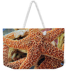 Study Of A Starfish Weekender Tote Bag