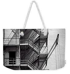 Study Of Lines And Shadows Weekender Tote Bag