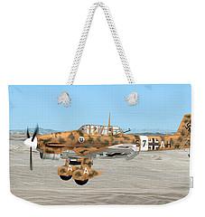 Stuka Dive Bomber Weekender Tote Bag