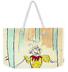 Stumble Weekender Tote Bag