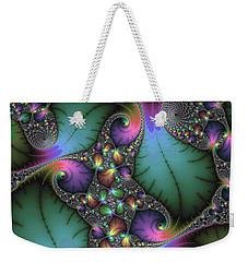 Stunning Mandelbrot Fractal Weekender Tote Bag