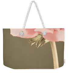 Subdued Anemone Weekender Tote Bag by Caitlyn  Grasso