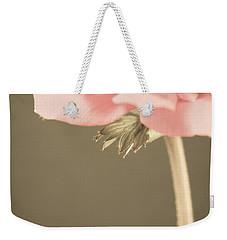 Subdued Anemone Weekender Tote Bag
