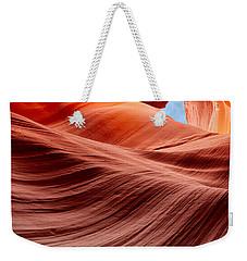 Subterranean Waves Weekender Tote Bag